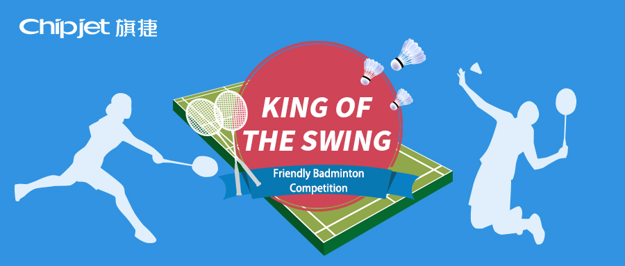King of the Swing-The Second Badminton Competition Comes to an End